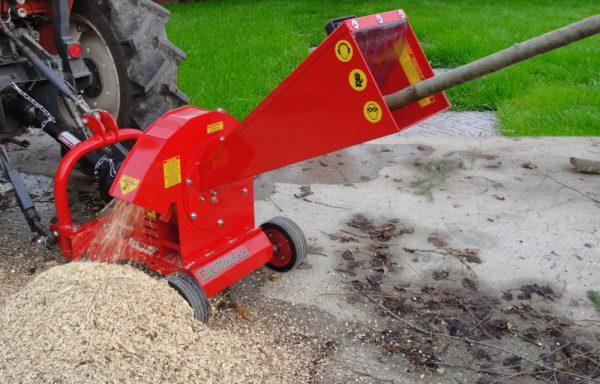 Italian Agrint Bio Shredder ZEP200