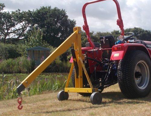 Hydraulic Crane EL200 200kg Lift Capacity