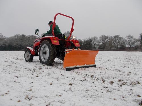 Hydraulic Scraper & Snow Plough SP140 1.4m wide