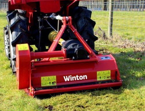 Winton Heavy Duty Mowers