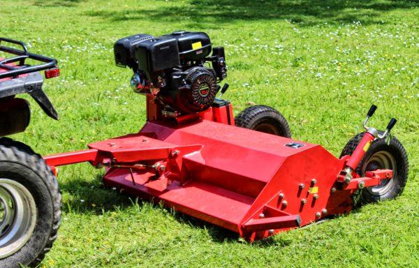ATV Flail Mower WAT120 1.2m Wide