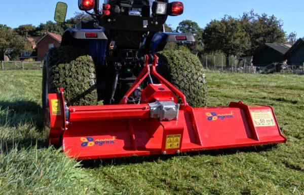 Agrint Mistral Italian Flail Mower MIST158 1.58m wide