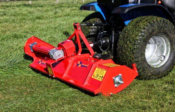 Agrint Mistral Italian Flail Mower MIST132 1.32m wide