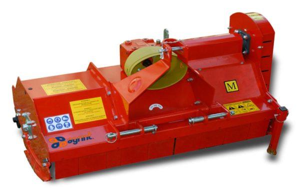 Bora Heavy Duty Italian Flail Mower BORA186 1.86m